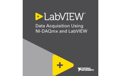 Data Acquisition Using NI-DAQmx and LabVIEW