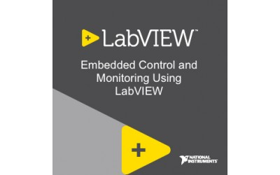 Embedded Control and Monitoring Using LabVIEW
