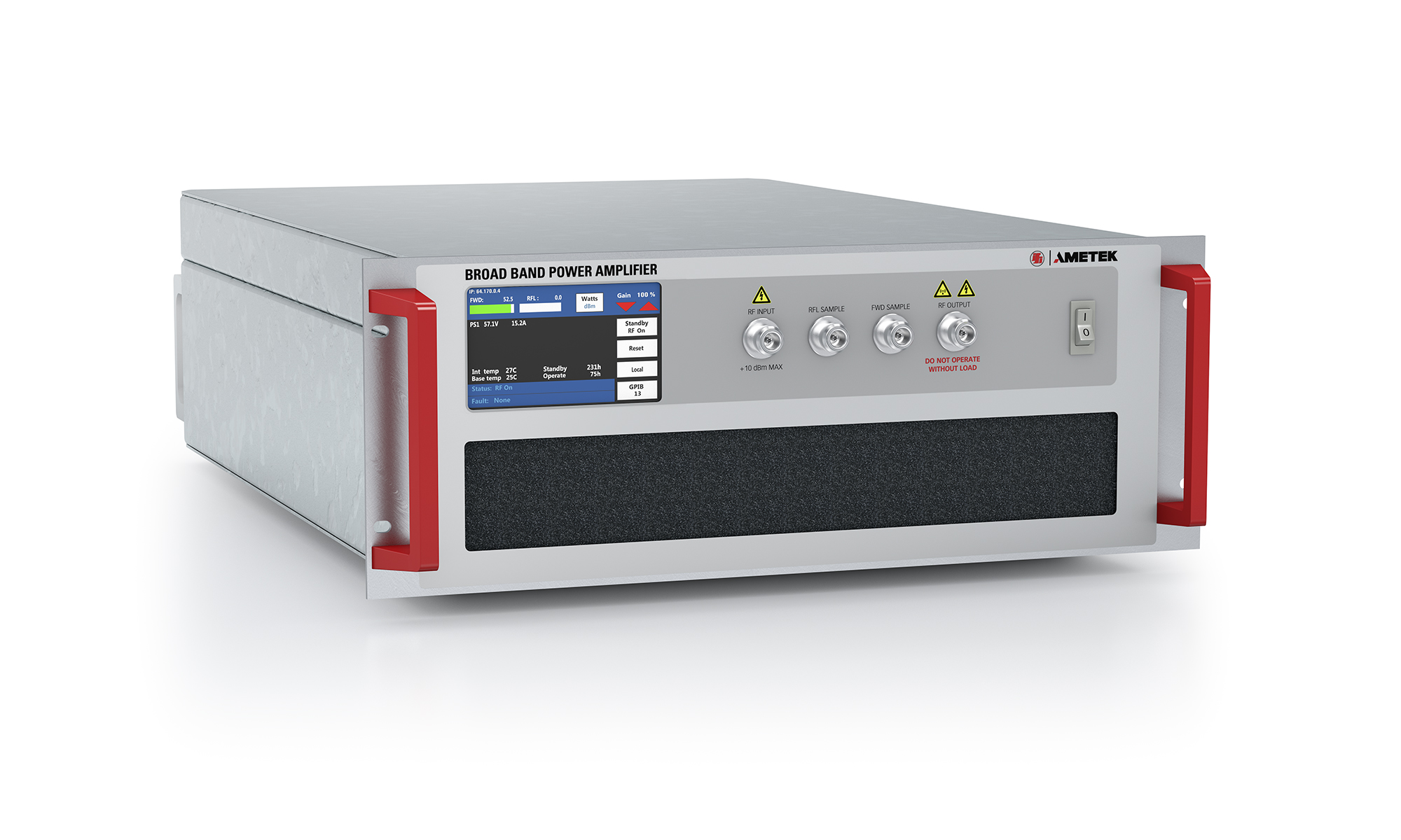 RF Solid State Amplifiers